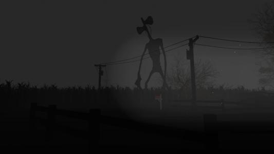 اسکرین شات بازی Siren Head Field 3