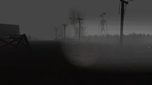 اسکرین شات بازی Siren Head Field 1