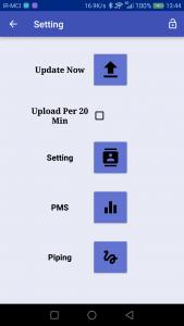 اسکرین شات برنامه مدیریت پروژه 7