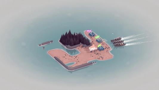 اسکرین شات بازی Bad North: Jotunn Edition 1