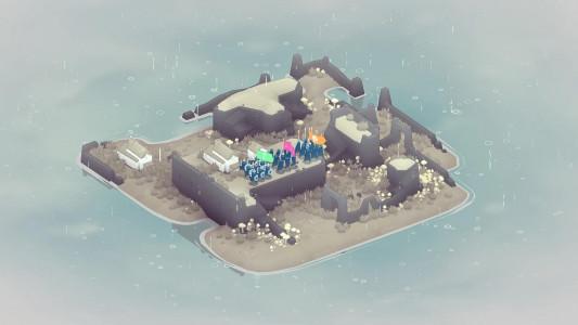 اسکرین شات بازی Bad North: Jotunn Edition 3