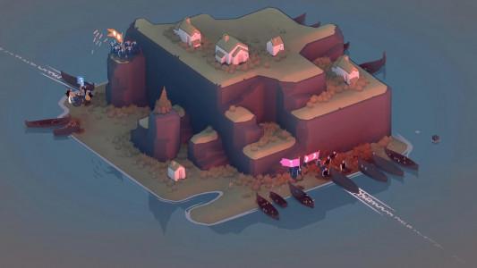 اسکرین شات بازی Bad North: Jotunn Edition 2