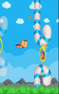 اسکرین شات بازی هادی پرنده 3