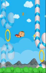 اسکرین شات بازی هادی پرنده 2