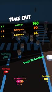 اسکرین شات بازی War City : Crowd War 4