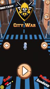 اسکرین شات بازی War City : Crowd War 1