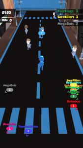 اسکرین شات بازی War City : Crowd War 2