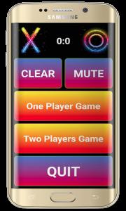 اسکرین شات بازی Tic Tac Toe Crosses 1