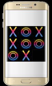 اسکرین شات بازی Tic Tac Toe Crosses 2