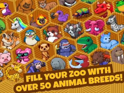 اسکرین شات بازی Idle Tap Zoo: Tap, Build & Upgrade a Custom Zoo 8