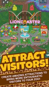 اسکرین شات بازی Idle Tap Zoo: Tap, Build & Upgrade a Custom Zoo 1