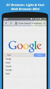 اسکرین شات برنامه Uc 4G Speed Browser: Light & Fast - Speed Internet 1