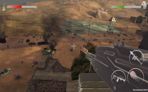 اسکرین شات بازی گروهبان 1