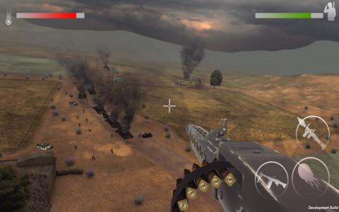 اسکرین شات بازی گروهبان 3