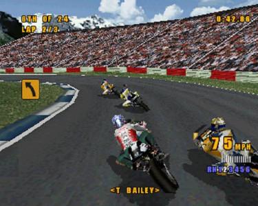 اسکرین شات بازی موتور هوندا مسابقه ای+دونفره سونی 1 HD+ نسوز کننده 2