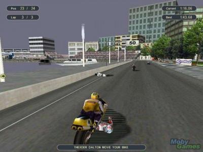 اسکرین شات بازی موتور هوندا مسابقه ای+دونفره سونی 1 HD+ نسوز کننده 5