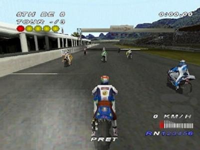 اسکرین شات بازی موتور هوندا مسابقه ای+دونفره سونی 1 HD+ نسوز کننده 3