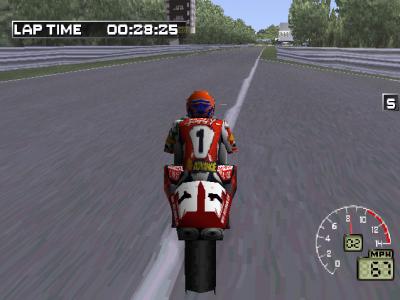 اسکرین شات بازی موتور هوندا مسابقه ای+دونفره سونی 1 HD+ نسوز کننده 4