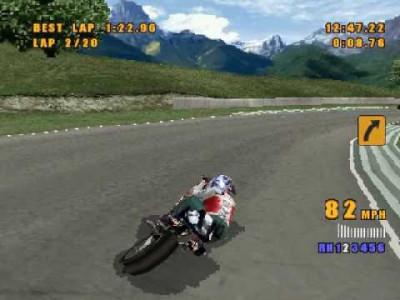 اسکرین شات بازی موتور هوندا مسابقه ای+دونفره سونی 1 HD+ نسوز کننده 6