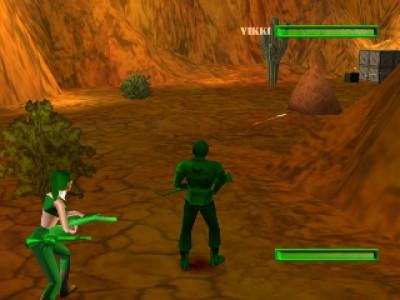 اسکرین شات بازی ارتش شجاع HD دو نفره+ کد تقلب 5