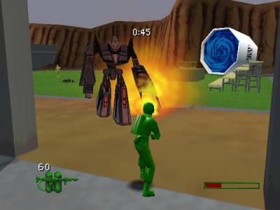 اسکرین شات بازی ارتش شجاع HD دو نفره+ کد تقلب 2