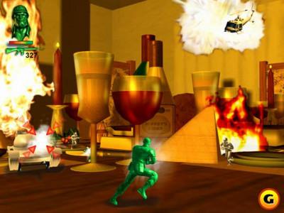 اسکرین شات بازی ارتش شجاع HD دو نفره+ کد تقلب 3