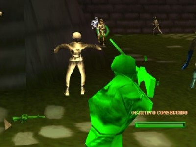 اسکرین شات بازی ارتش شجاع HD دو نفره+ کد تقلب 7