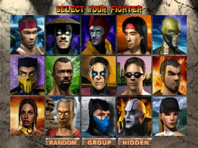اسکرین شات بازی مورتال کمبات 4 سونی 1 (HD)+دونفره 6