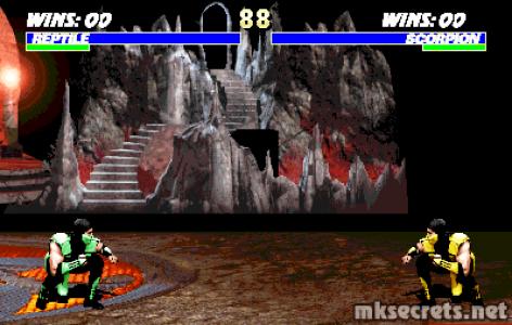 اسکرین شات بازی مورتال کمبات 4 سونی 1 (HD)+دونفره 5