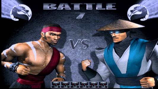 اسکرین شات بازی مورتال کمبات 4 سونی 1 (HD)+دونفره 2