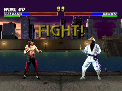 اسکرین شات بازی مورتال کمبات 4 سونی 1 (HD)+دونفره 4
