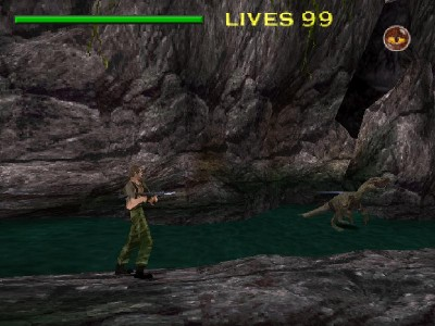 اسکرین شات بازی پارک ژوراسیک HD سونی 1+نسوزکننده 6