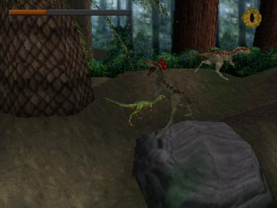 اسکرین شات بازی پارک ژوراسیک HD سونی 1+نسوزکننده 9