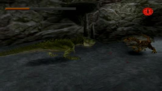 اسکرین شات بازی پارک ژوراسیک HD سونی 1+نسوزکننده 2