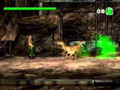 اسکرین شات بازی پارک ژوراسیک HD سونی 1+نسوزکننده 7