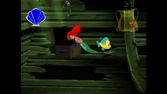 اسکرین شات بازی پری دریایی HD+نسوزکننده سونی 1 2