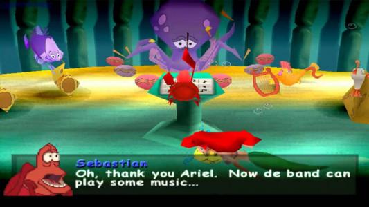 اسکرین شات بازی پری دریایی HD+نسوزکننده سونی 1 4