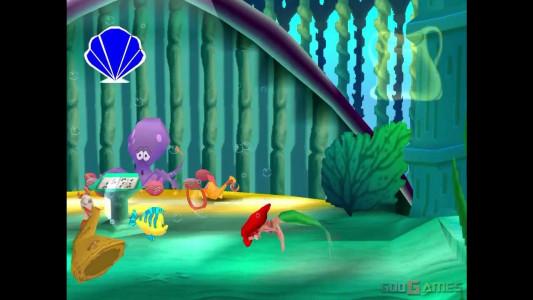 اسکرین شات بازی پری دریایی HD+نسوزکننده سونی 1 5