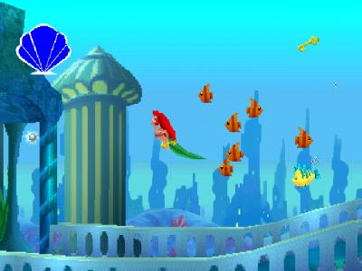 اسکرین شات بازی پری دریایی HD+نسوزکننده سونی 1 3