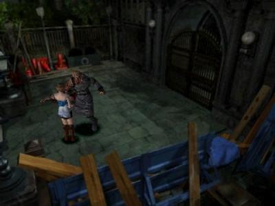 اسکرین شات بازی رزیدنت ایول 3 HD + سونی 1 11
