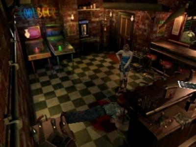اسکرین شات بازی رزیدنت ایول 3 HD + سونی 1 10