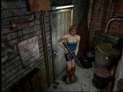 اسکرین شات بازی رزیدنت ایول 3 HD + سونی 1 5