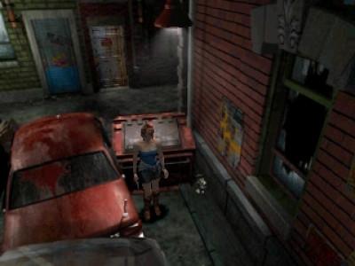 اسکرین شات بازی رزیدنت ایول 3 HD + سونی 1 7