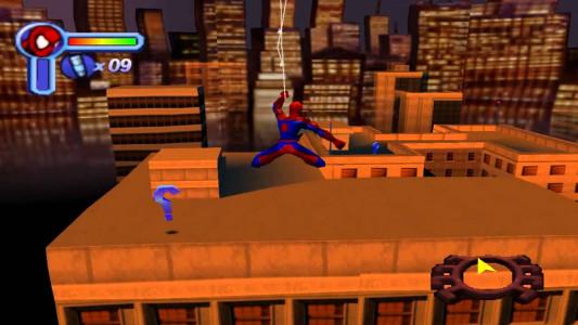 اسکرین شات بازی مرد عنکبوتی 2 HD + کد تقلب 1