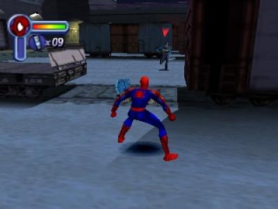 اسکرین شات بازی مرد عنکبوتی 2 HD + کد تقلب 5