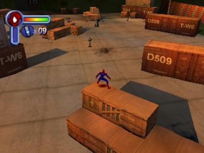 اسکرین شات بازی مرد عنکبوتی 2 HD + کد تقلب 4