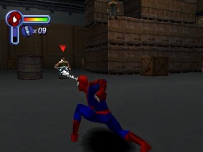 اسکرین شات بازی مرد عنکبوتی 2 HD + کد تقلب 3