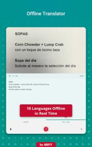 اسکرین شات برنامه TextGrabber Offline Scan & Translate Photo to Text 7
