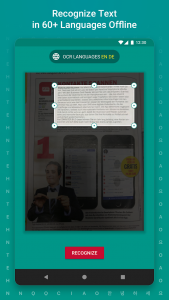 اسکرین شات برنامه TextGrabber Offline Scan & Translate Photo to Text 4