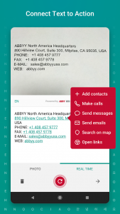 اسکرین شات برنامه TextGrabber Offline Scan & Translate Photo to Text 3